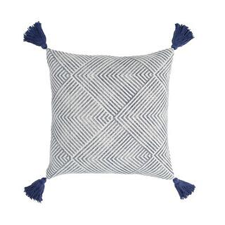 See Details - Tanner Pillow Cover Navy