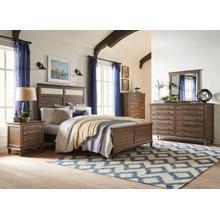 See Details - King Bed in Brindle