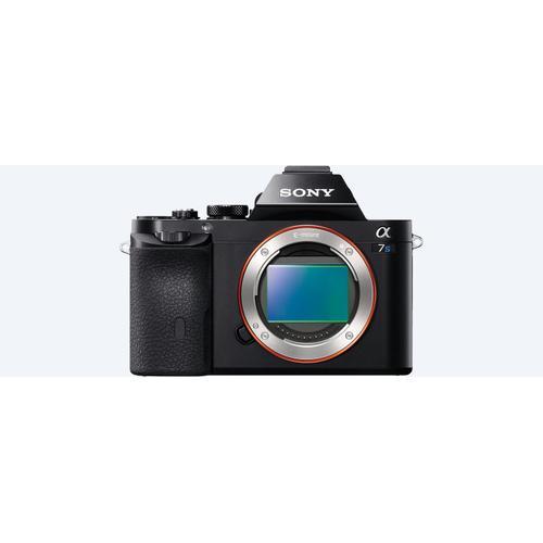 7S E-mount Camera with Full-Frame Sensor