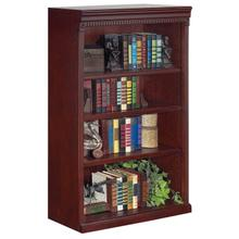 """See Details - 48"""" Open Bookcase"""