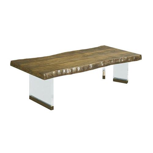AD Modern Organics Brevard Live Edge Cocktail Table