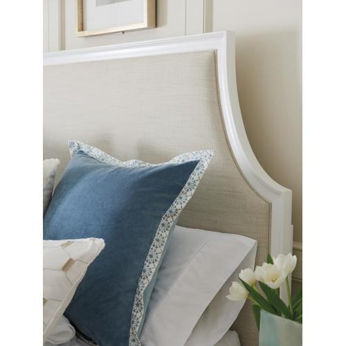 Inverness Upholstered Bed California King Headboard