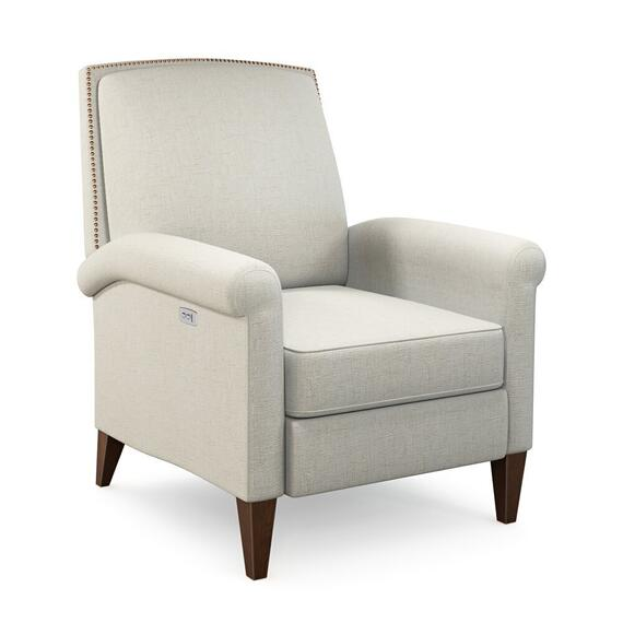 Chandler High Leg Power Reclining Chair