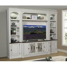 PROVENCE 4pc Entertainment Wall
