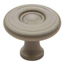 Satin Nickel Colonial Knob