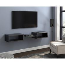 View Product - Open Double Shelf Wall Mount