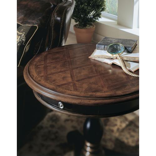 Hooker Furniture - Preston Ridge Pedestal Accent Table