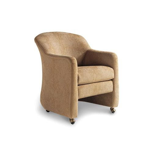 930-C TSION GAME CHAIR WITH CASTERS