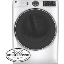 ®7.8 cu. ft. Capacity Smart Front Load Electric Dryer with Steam and Sanitize Cycle