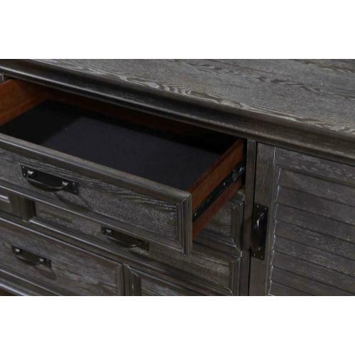 Coaster - Coastal Dresser