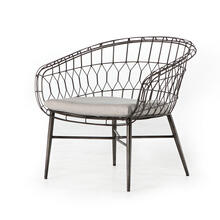 Tubman Outdoor Occasional Chair
