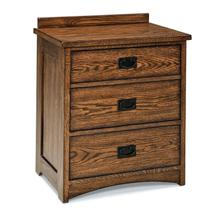 Oak Park Nightstand  Mission