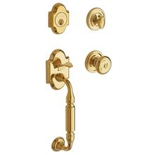 Non-Lacquered Brass Canterbury Sectional Trim