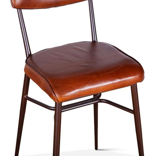Celeste Leather Counter Chair