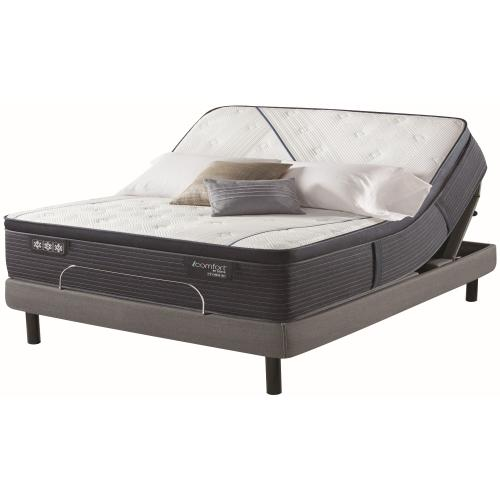 iComfort - CF3000 Quilted Hybrid II - Plush - Pillow Top - Twin