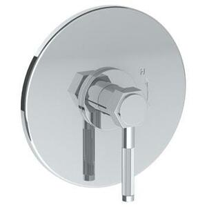 "Wall Mounted Pressure Balance Shower Trim, 7"" Dia. Product Image"
