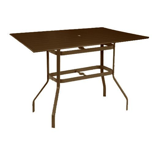 "Windward Design Group - 42""x76"" Rectangular Bar Table"
