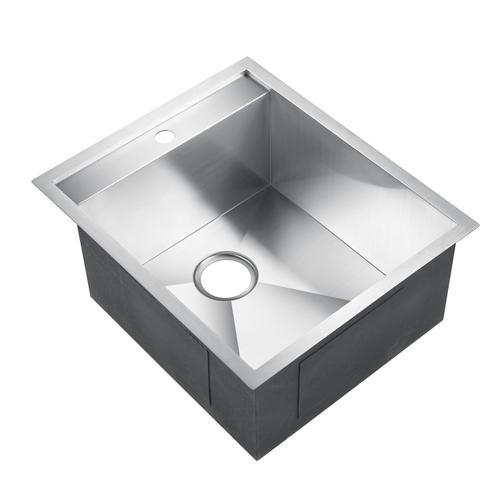 "19"" Thelma Stainless Steel Prep Sink"