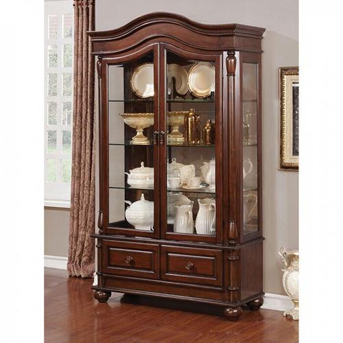 Furniture of America - Sylvana Hutch & Buffet