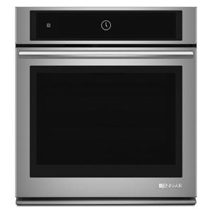 "Euro-Style 27"" Single Wall Oven with MultiMode® Convection System Stainless Steel Product Image"