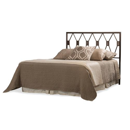 Tripoli Twin Metal Headboard or Footboard (black Pewter)