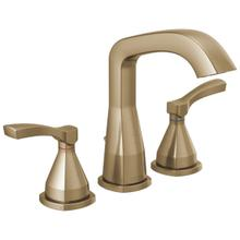 Champagne Bronze Widespread Faucet