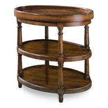 View Product - Oval Accent Table