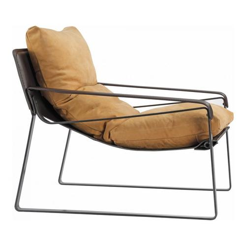 Moe's Home Collection - Connor Club Chair Tan