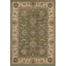 "Cambridge 7343 Sage/beige Bijar 5'3"" X 7'7"""