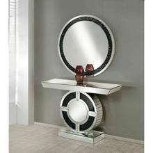 ACME Noor Console Table - 90236 - Mirrored