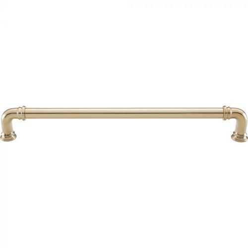 Vesta Fine Hardware - Ronan Appliance Pull 12 Inch (c-c) Unlacquered Brass Unlacquered Brass