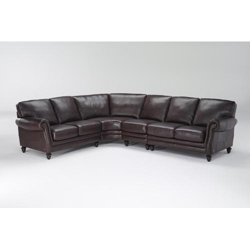 Natuzzi Editions B868 Sectional