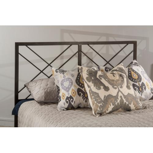 Westlake Bed Set - Full - Magnesium Pewter
