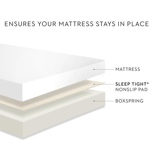 Sleep Tight Non-Slip Mattress Grip Pad Queen