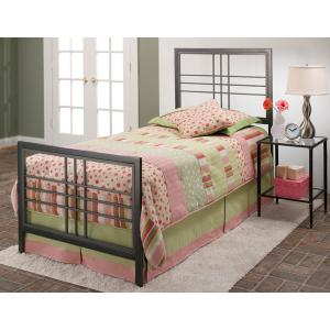 Tiburon Twin Bed Set