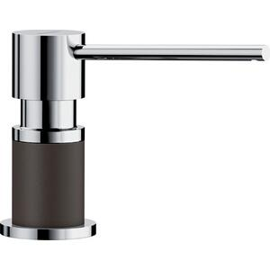 Lato Soap Dispenser - Café Brown
