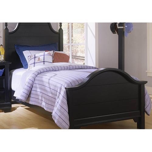 Vaughan-Bassett - Full Panel Bed