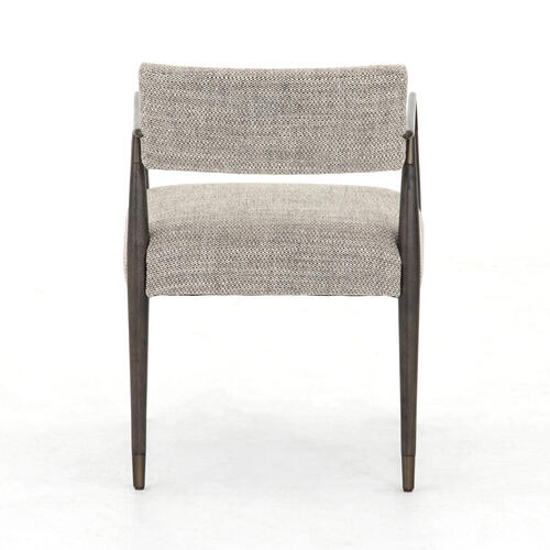 Waldon Dining Chair-thames Coal