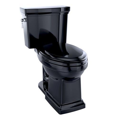 Toto - Promenade II 1G Two Piece Toilet 1.0GPF - Ebony