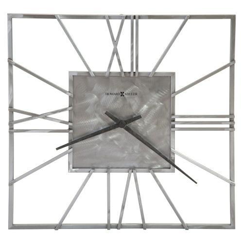 Howard Miller - Howard Miller Lorian Oversized Iron Wall Clock 625611