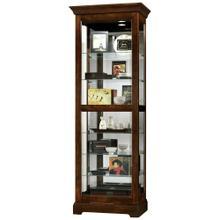 See Details - Howard Miller Martindale Curio Cabinet 680469