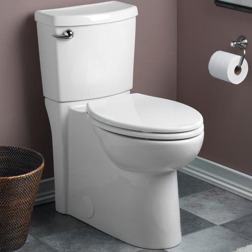 American Standard - Cadet 3 Right Height Elongated Toilet - White