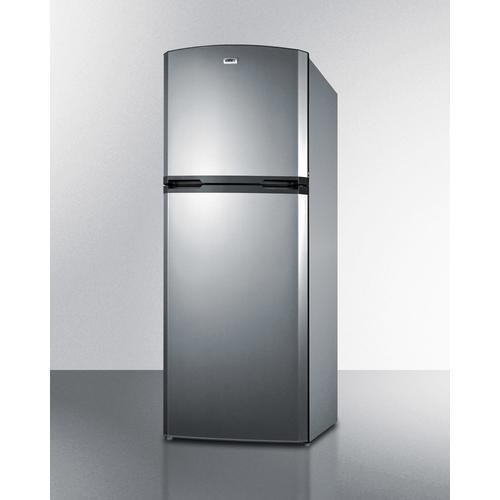 "Summit - 26"" Wide Top Mount Refrigerator-freezer"