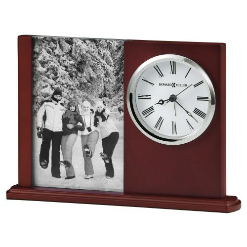 Howard Miller Portrait Caddy II Table Clock 645780