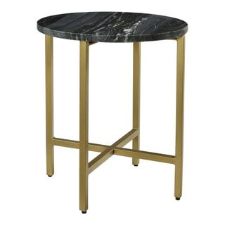 Haveli Side Table Black