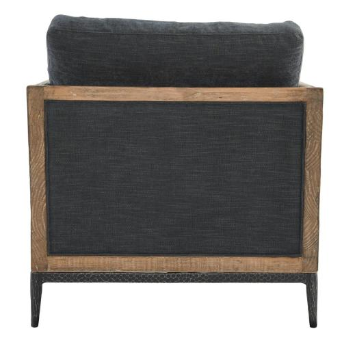 Renfrow Accent Chair Navy