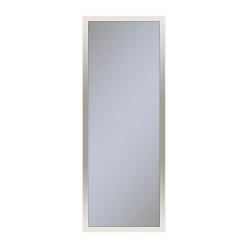 "Profiles 11-1/4"" X 30"" X 4"" Framed Cabinet In Polished Nickel and Non-electric With Reversible Hinge (non-handed)"