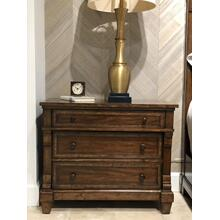 Old Town Large Nightstand - Barrister