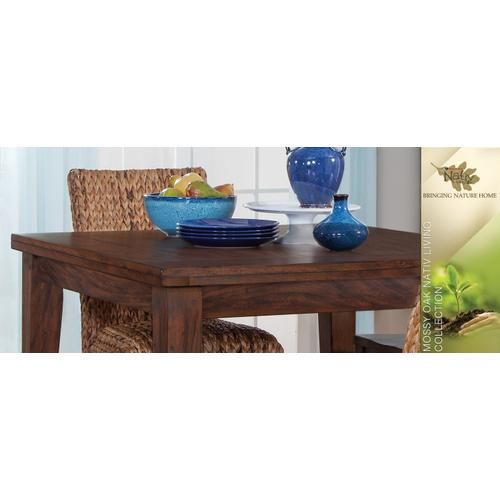 Mossy Oak Square Counter Height Table
