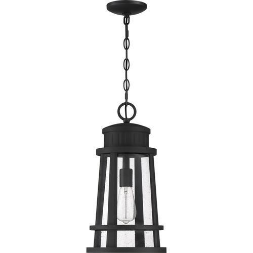 Quoizel - Dunham Outdoor Lantern in Earth Black